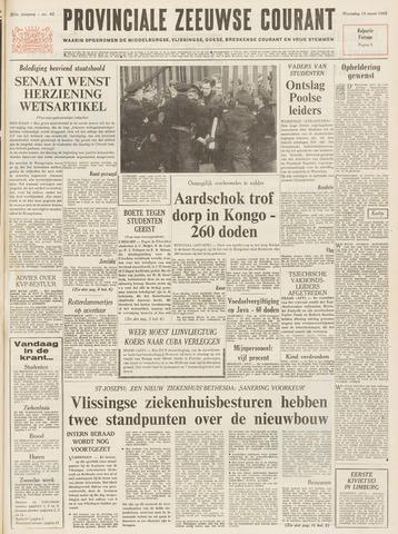 Provinciale Zeeuwse Courant 1968-03-13
