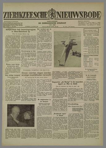 Zierikzeesche Nieuwsbode 1954-03-27