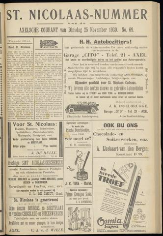 Axelsche Courant 1930-11-25