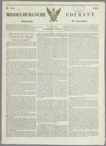 Middelburgsche Courant 1861-09-19