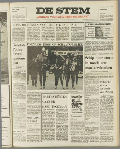 de Stem 1971-01-25