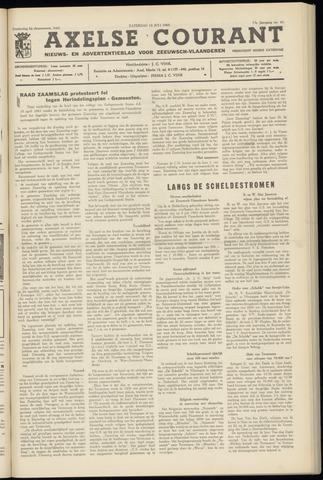 Axelsche Courant 1963-07-13