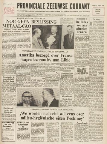 Provinciale Zeeuwse Courant 1970-01-06