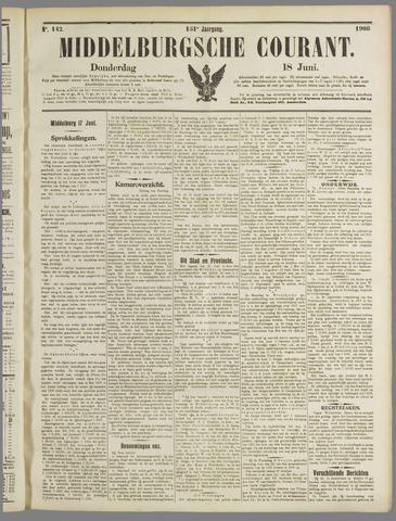 Middelburgsche Courant 1908-06-18