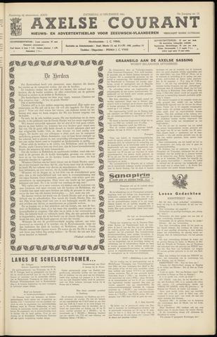 Axelsche Courant 1961-12-23