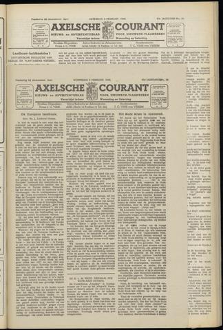 Axelsche Courant 1949-02-02