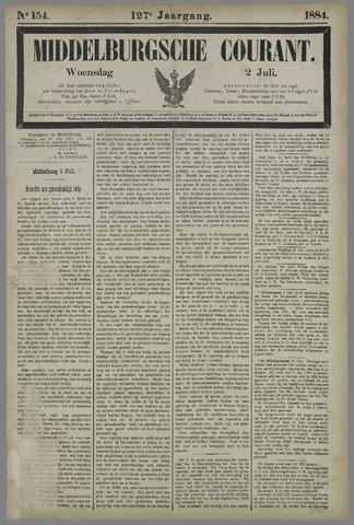 Middelburgsche Courant 1884-07-02
