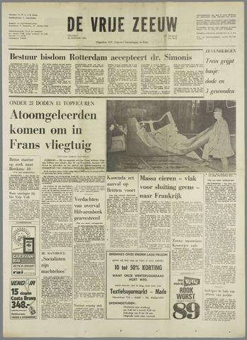 de Vrije Zeeuw 1971-01-22