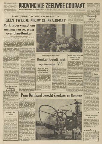 Provinciale Zeeuwse Courant 1962-04-11