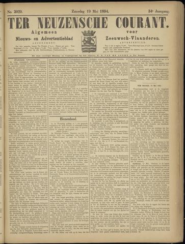 Ter Neuzensche Courant. Algemeen Nieuws- en Advertentieblad voor Zeeuwsch-Vlaanderen / Neuzensche Courant ... (idem) / (Algemeen) nieuws en advertentieblad voor Zeeuwsch-Vlaanderen 1894-05-19