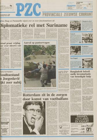 Provinciale Zeeuwse Courant 1991-05-08