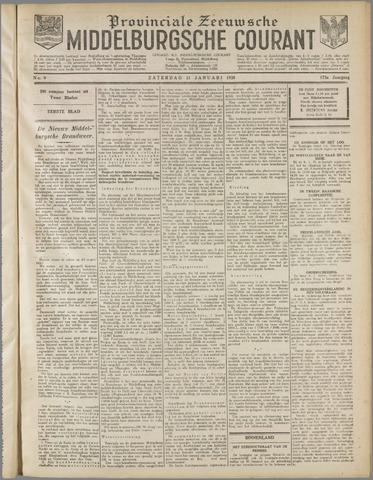 Middelburgsche Courant 1930-01-11