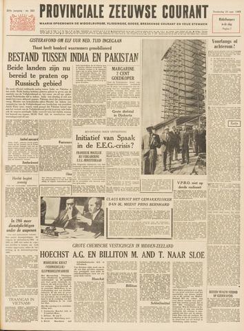 Provinciale Zeeuwse Courant 1965-09-23