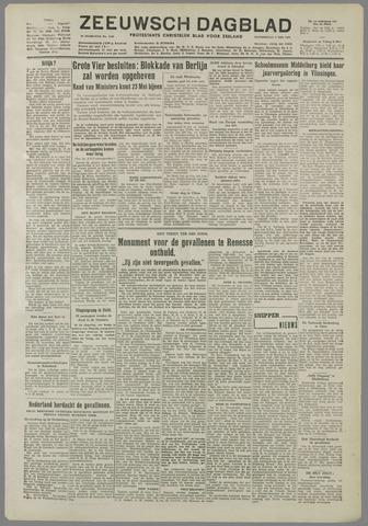 Zeeuwsch Dagblad 1949-05-05