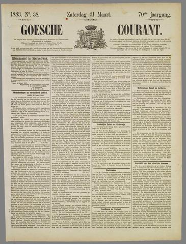 Goessche Courant 1883-03-31