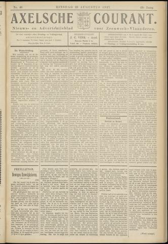 Axelsche Courant 1927-08-23