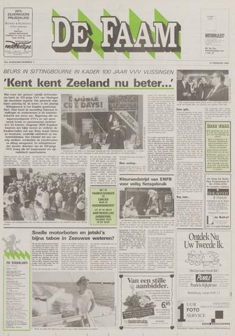 de Faam en de Faam/de Vlissinger 1992-02-12