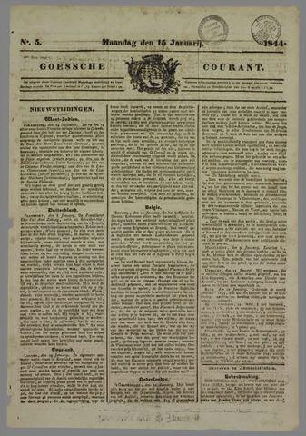 Goessche Courant 1844-01-15