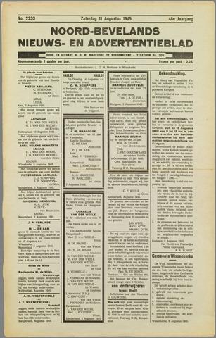 Noord-Bevelands Nieuws- en advertentieblad 1945-08-18