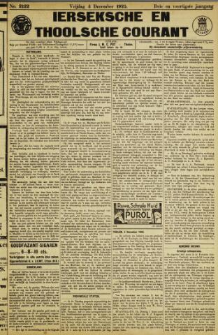 Ierseksche en Thoolsche Courant 1925-12-04