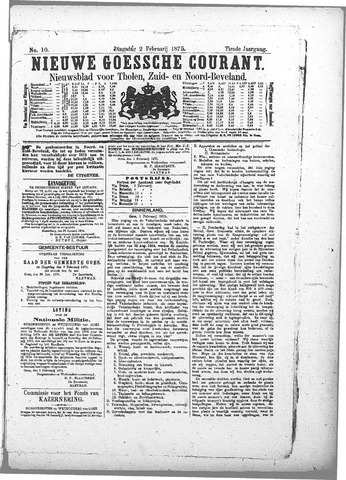 Nieuwe Goessche Courant 1875-02-02