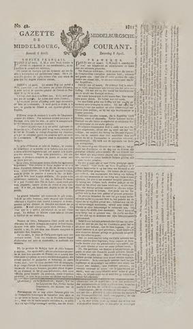 Middelburgsche Courant 1811-04-06