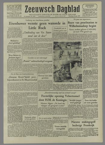 Zeeuwsch Dagblad 1957-09-30