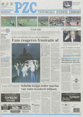 Provinciale Zeeuwse Courant 2000-06-30