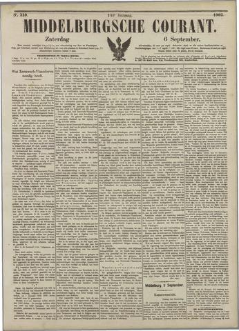 Middelburgsche Courant 1902-09-06