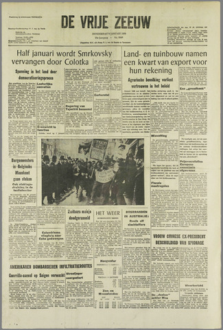 de Vrije Zeeuw 1969-01-09