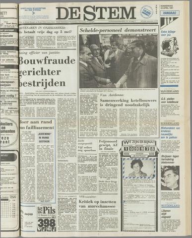 de Stem 1981-04-23