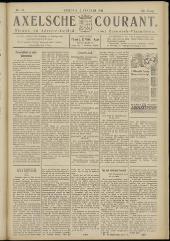 Axelsche Courant 1941-01-17