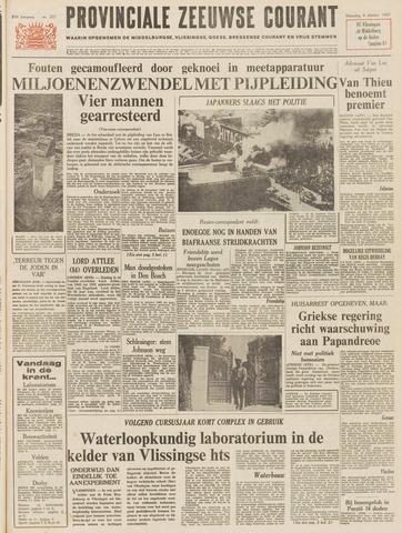 Provinciale Zeeuwse Courant 1967-10-09
