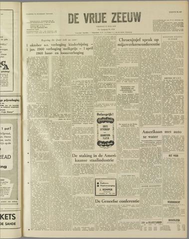 de Vrije Zeeuw 1959-07-17