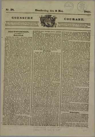 Goessche Courant 1844-05-09