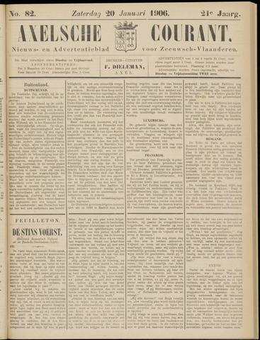 Axelsche Courant 1906-01-20