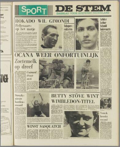 de Stem 1972-07-10