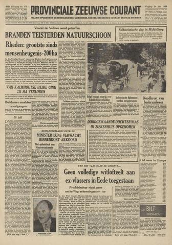 Provinciale Zeeuwse Courant 1959-07-24