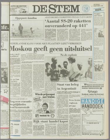 de Stem 1985-10-26
