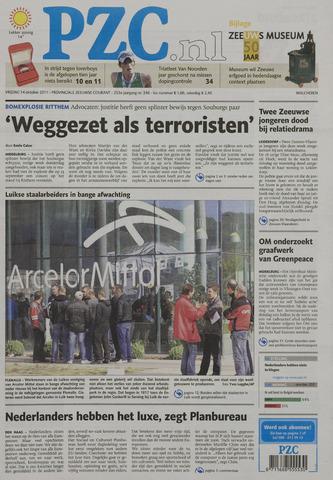 Provinciale Zeeuwse Courant 2011-10-14