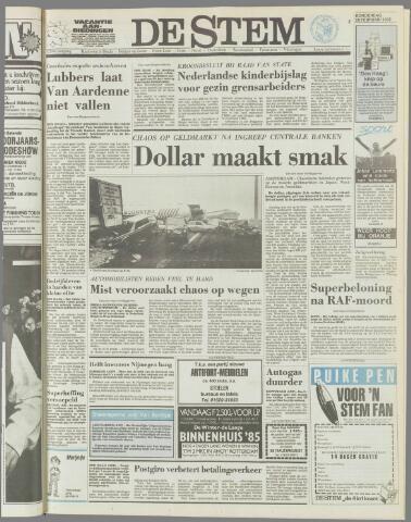 de Stem 1985-02-28