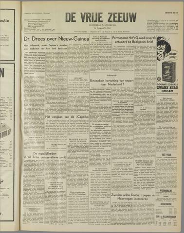 de Vrije Zeeuw 1958-01-09