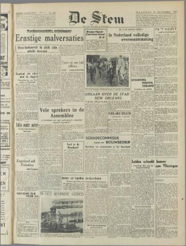 de Stem 1947-09-22