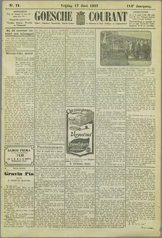 Goessche Courant 1927-06-17