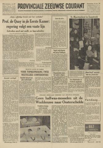 Provinciale Zeeuwse Courant 1959-11-12