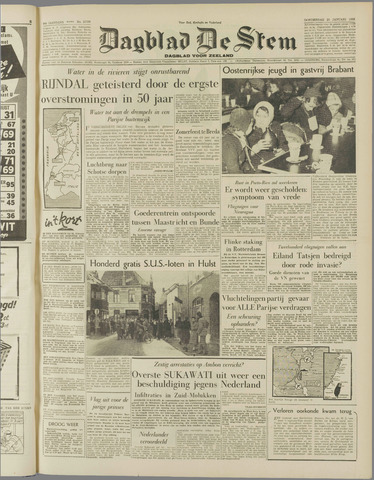 de Stem 1955-01-20