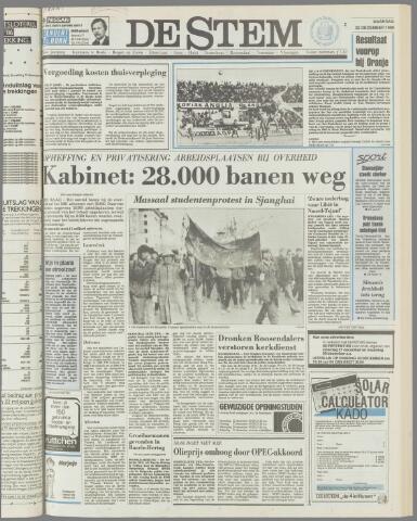de Stem 1986-12-22
