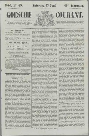 Goessche Courant 1874-06-13