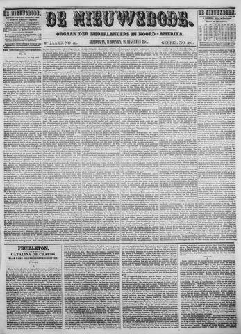 Sheboygan Nieuwsbode 1857-08-18