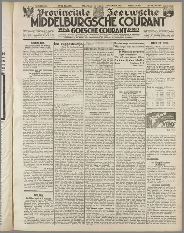 Middelburgsche Courant 1935-12-02